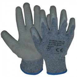 Ръкавици топени в латекс EKO