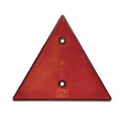 Триъгълник за ремарке бяла основа H-BS-029 1бр.