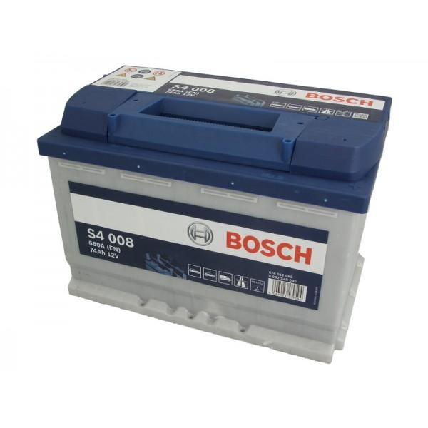 Акумулатор - 74Ah/680A