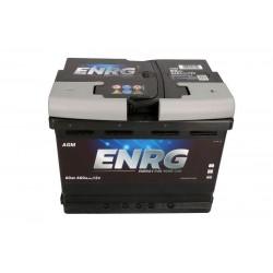 Акумулатор ENRG 60ah 660A