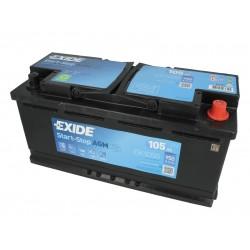 Акумулатор EXIDE 12V,105Ah,950A