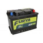Акумулатор FURYA 74Ah/620A