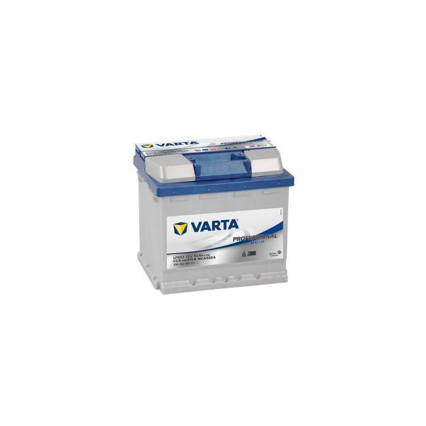 Акумулатор VARTA 60Ah/540A PROFESSIONAL STARTER