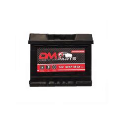 Акумулатор DMPARTS  60Ah/480A/ R+