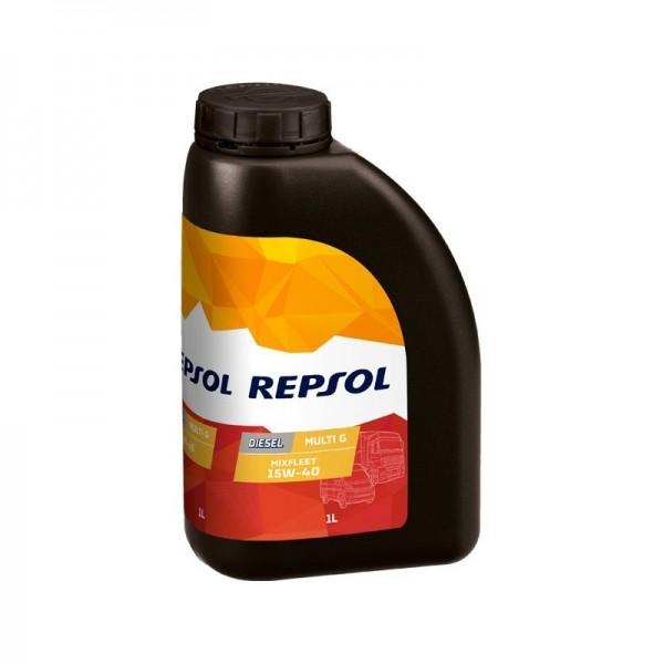 REPSOL MIXFLEET 15W-40 1L