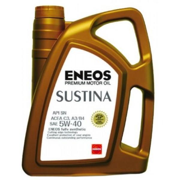 ENEOS Sustina 5W40 4L