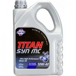 FUCHS TITAN SYN MC 10W40 4 L