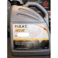 IGAT MOVE 5W-40 5L