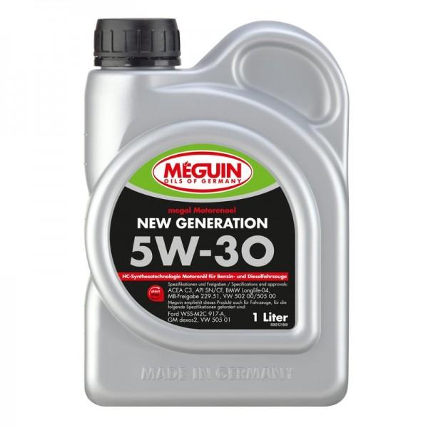 MEGUIN NEW GENERATION SAE 5W-30-1L