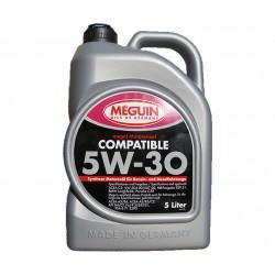 Meguin Compatible SAE 5W-30-5L