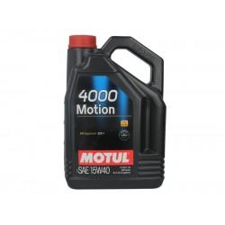 4000 MOTION 15W40 5L